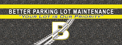 Better Parking Lot Logo